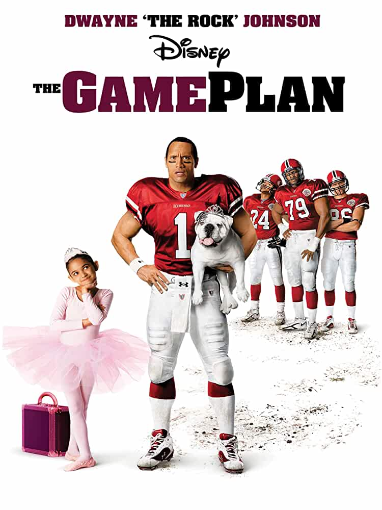 The Game Plan 2007 Movies Watch on Disney + HotStar