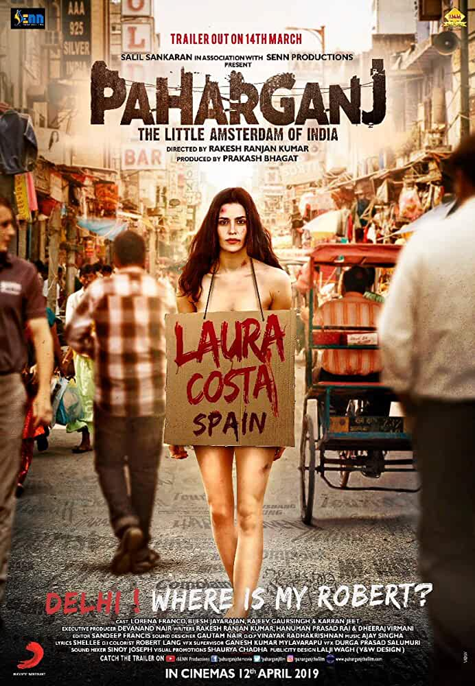 Paharganj 2019 Movies Watch on Amazon Prime Video