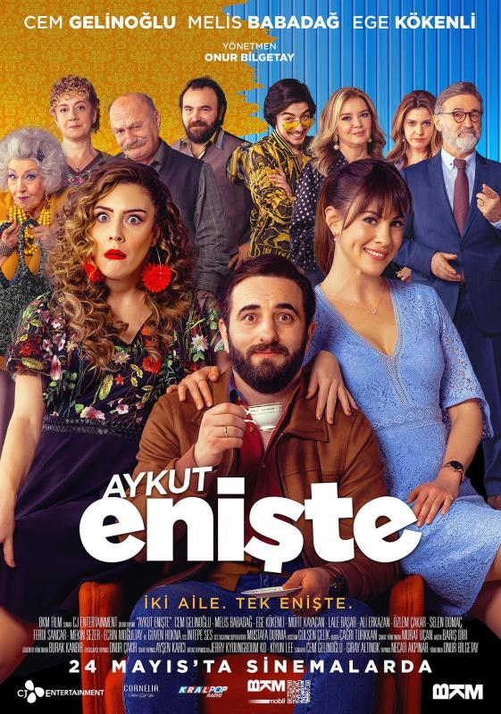 Aykut Enişte (Brother in Love) 2019 Movies Watch on Netflix