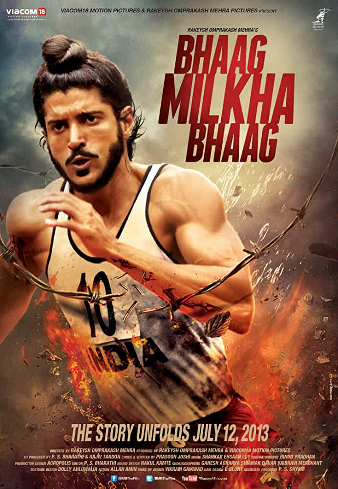 Bhaag Milkha Bhaag 2013 Movies Watch on Disney + HotStar