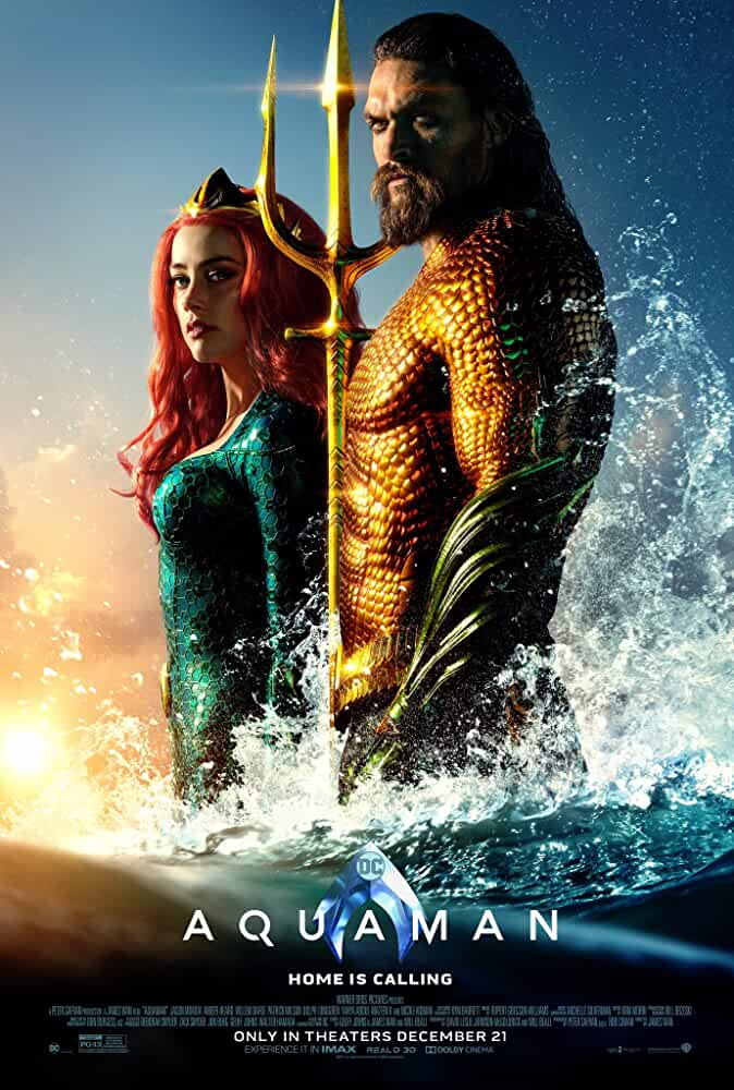 Aquaman 2018 Movies Watch on Netflix