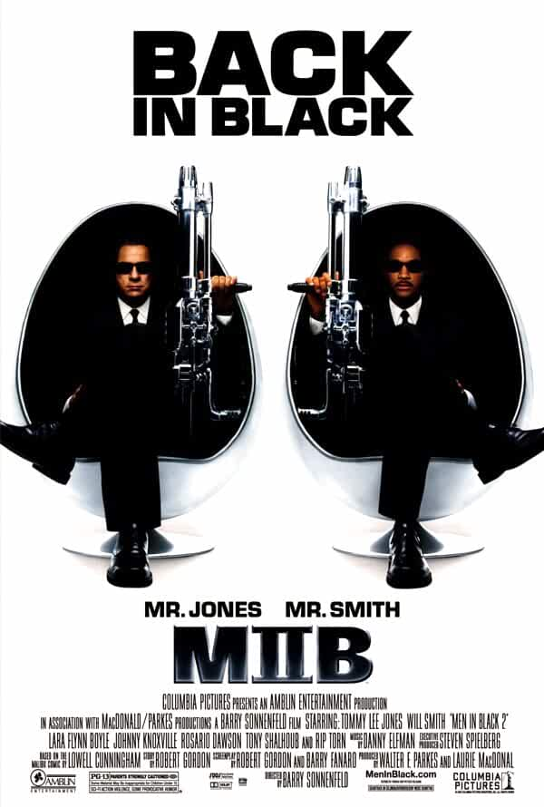 Men in Black II 2002 Movies Watch on Amazon Prime Video