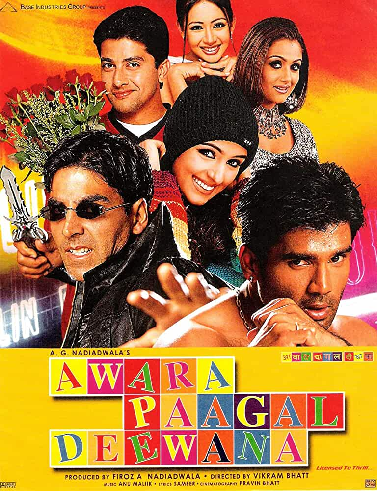 Awara Paagal Deewana 2002 Movies Watch on Amazon Prime Video