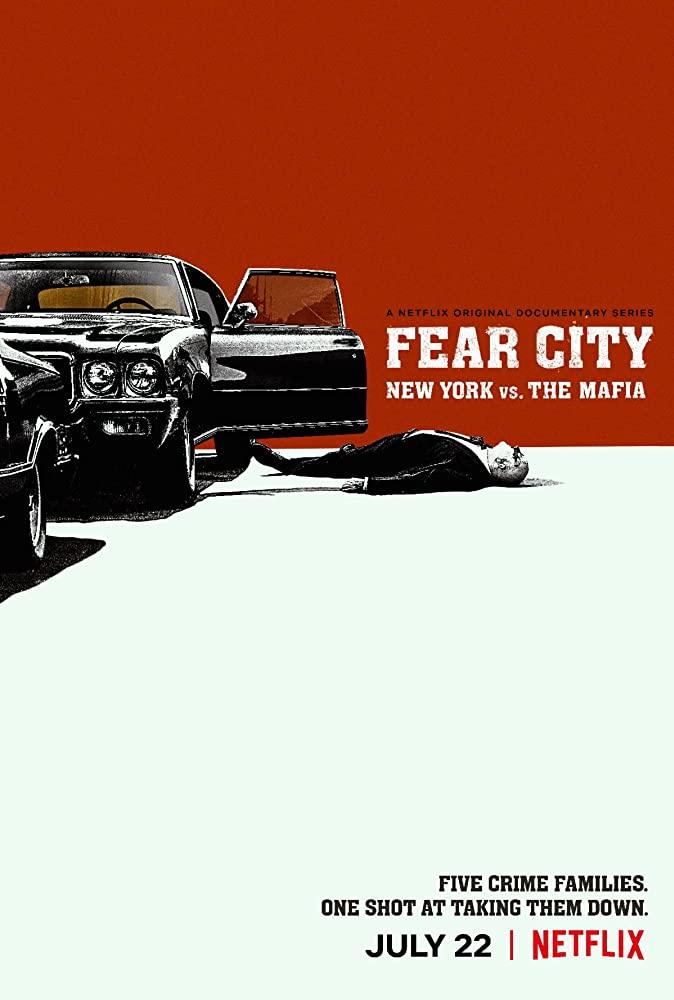 Fear City: New York vs The Mafia 2020 Web/TV Series Watch on Netflix