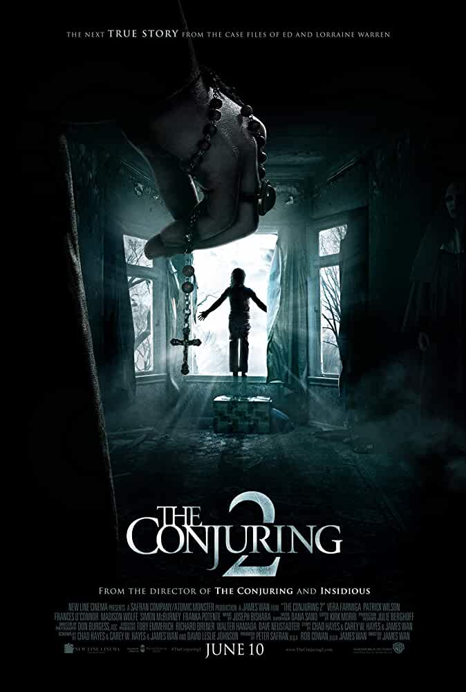 The Conjuring 2 2016 Movies Watch on Amazon Prime Video