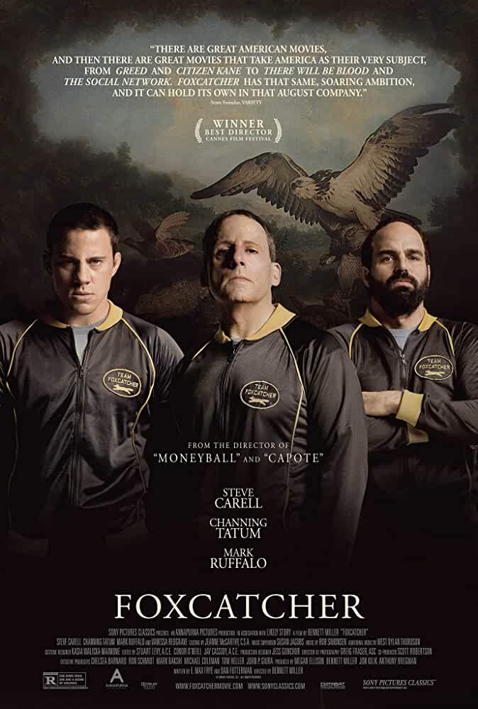 Foxcatcher 2014 Movies Watch on Amazon Prime Video