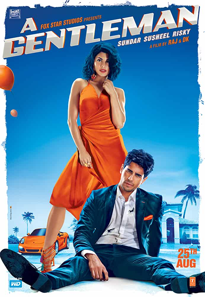 A Gentleman 2017 Movies Watch on Disney + HotStar