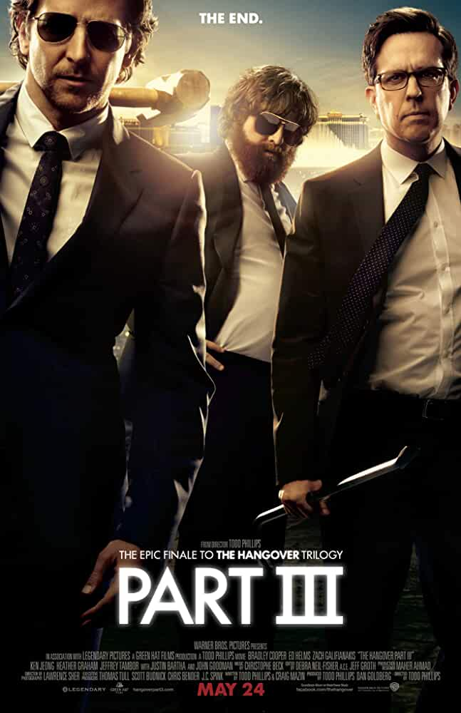 The Hangover - Part III 2013 Movies Watch on Amazon Prime Video
