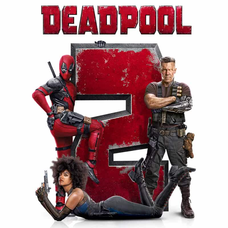 Deadpool 2 2018 Movies Watch on Disney + HotStar