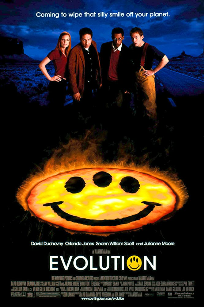 Evolution 2001 Movies Watch on Netflix