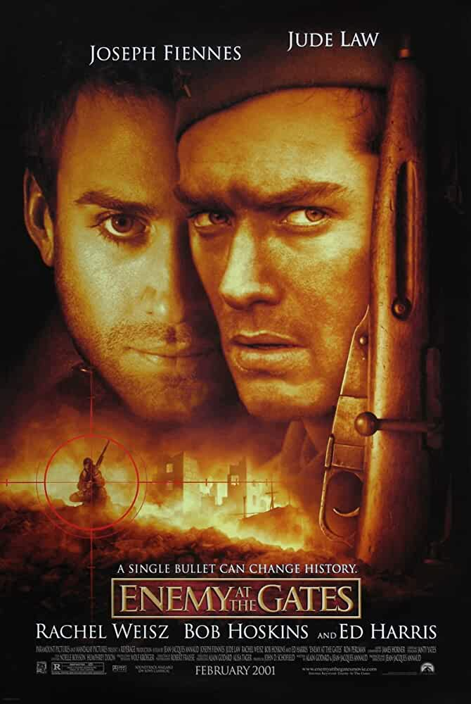 Enemy At the Gates 2001 Movies Watch on Amazon Prime Video