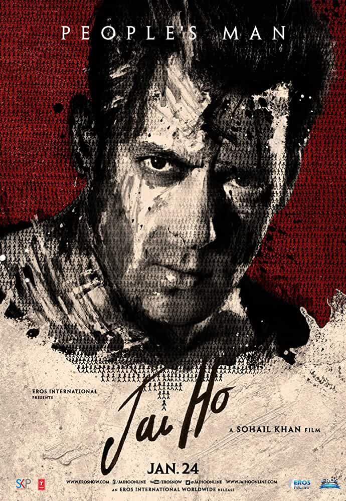 Jai Ho 2014 Movies Watch on Disney + HotStar