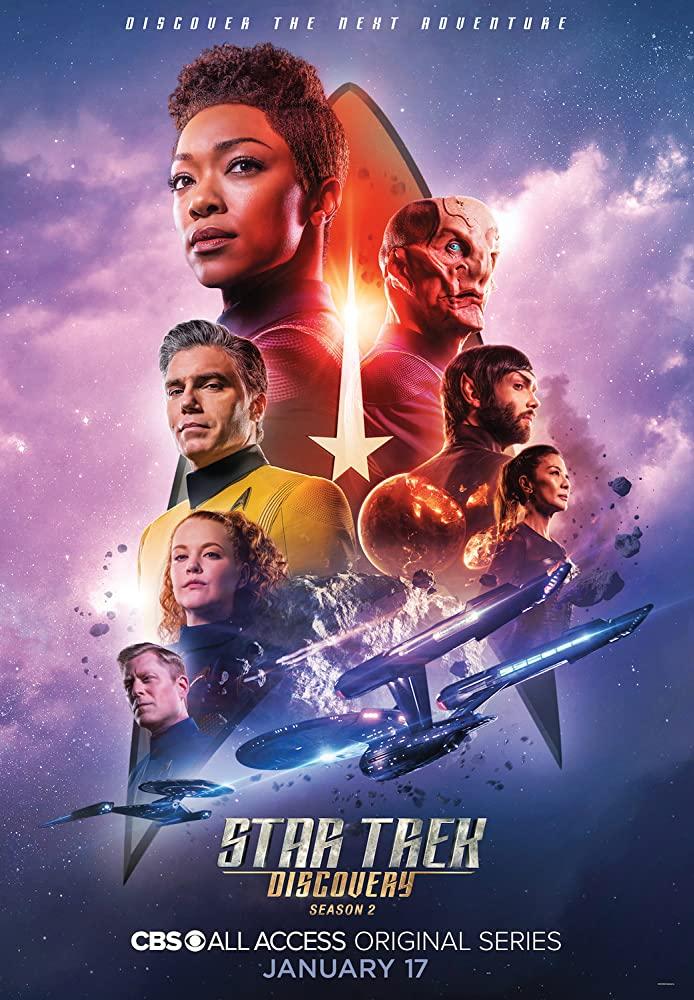 Star Trek: Discovery 2017 Web/TV Series Watch on Netflix