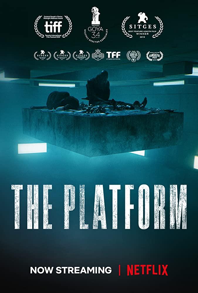 El hoyo (The Platform) 2019 Movies Watch on Netflix