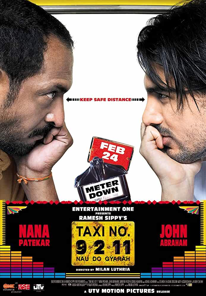 Taxi No. 9 2 11 2006 Movies Watch on Disney + HotStar