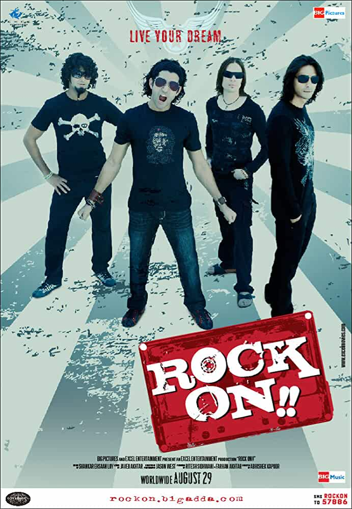 Rock On 2008 Movies Watch on Amazon Prime Video