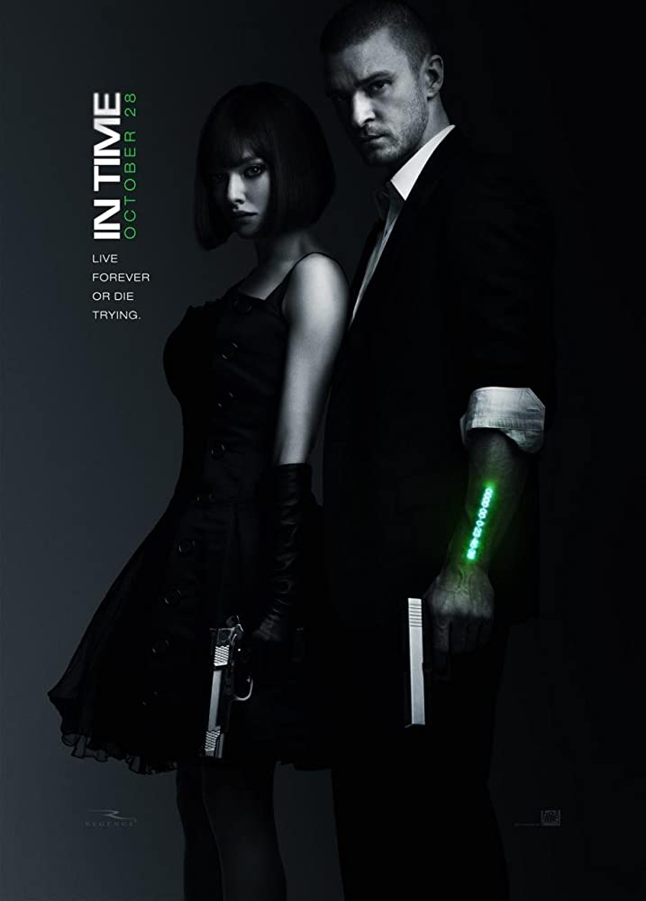 In Time 2011 Movies Watch on Amazon Prime Video