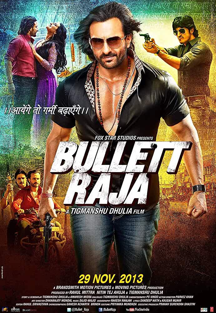 Bullet Raja 2013 Movies Watch on Disney + HotStar