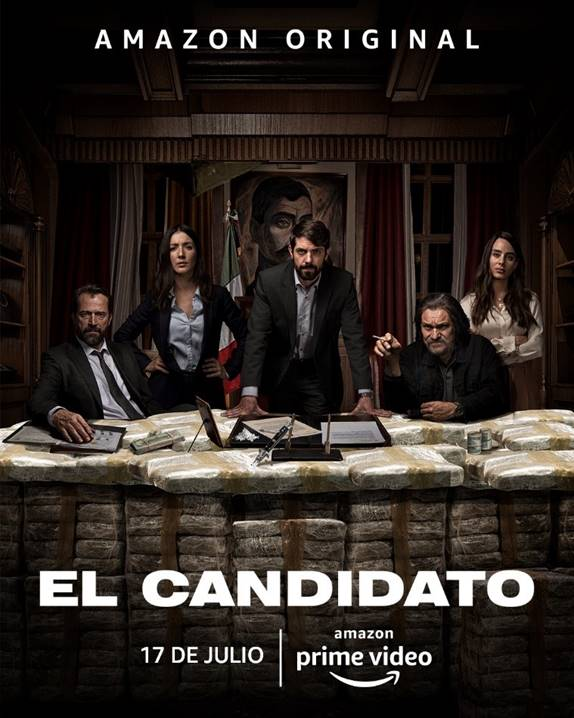 El Candidato 2020 Web/TV Series Watch on Amazon Prime Video