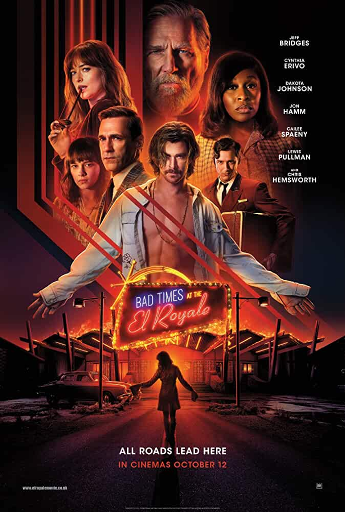 Bad Times at the El Royale 2018 Movies Watch on Disney + HotStar