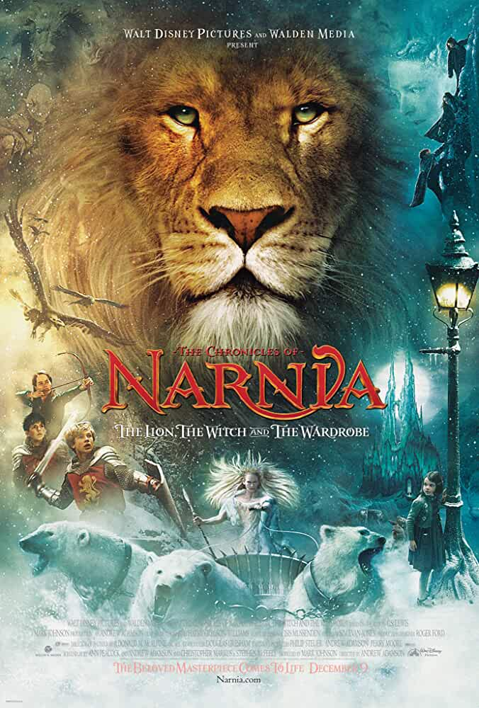 The Chronicles of Narnia: The Lion, the Witch and the Wardrob 2005 Movies Watch on Disney + HotStar