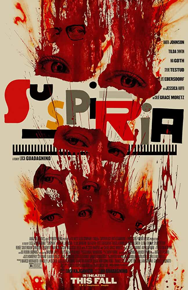 Suspiria 2018 Movies Watch on Amazon Prime Video