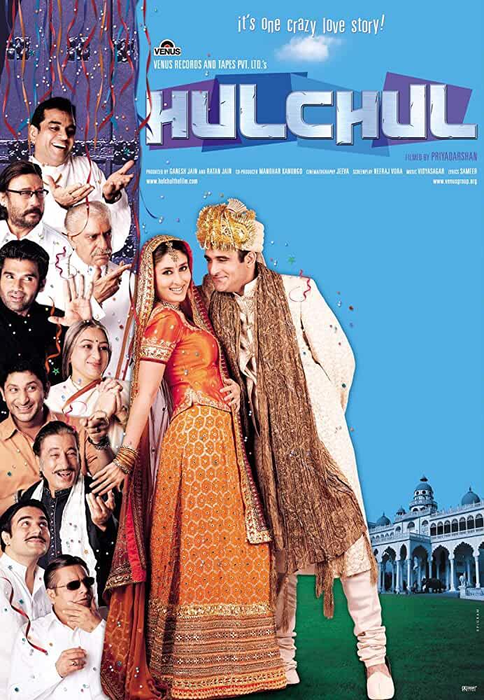 Hulchul 2004 Movies Watch on Amazon Prime Video