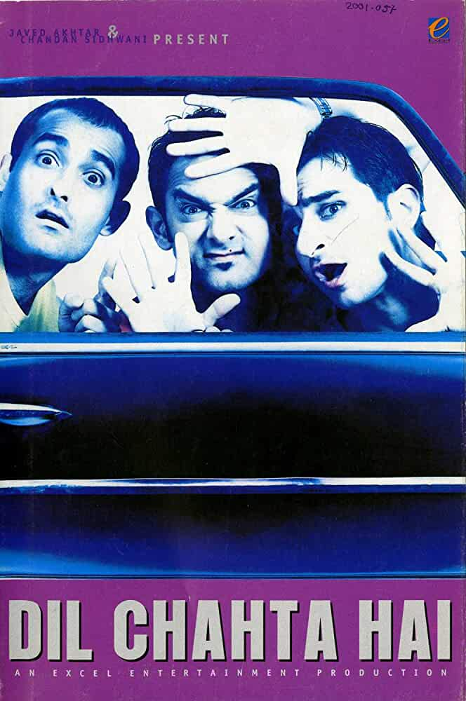 Dil Chahta Hai 2001 Movies Watch on Amazon Prime Video
