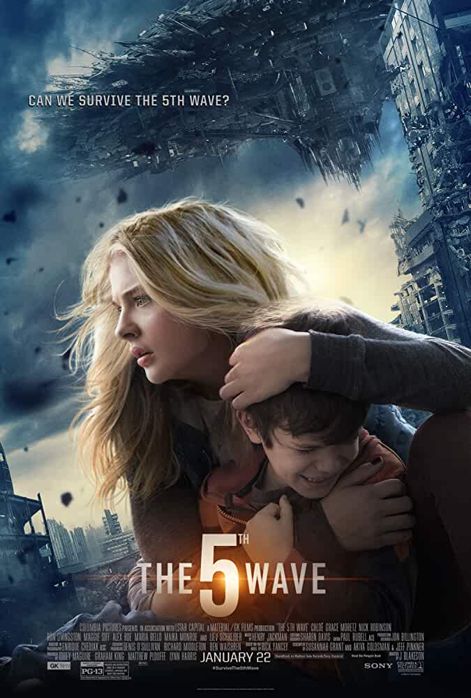 The 5th Wave 2016 Movies Watch on Netflix