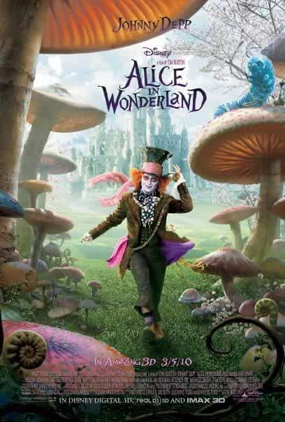 Alice in Wonderland  2010 Movies Watch on Disney + HotStar