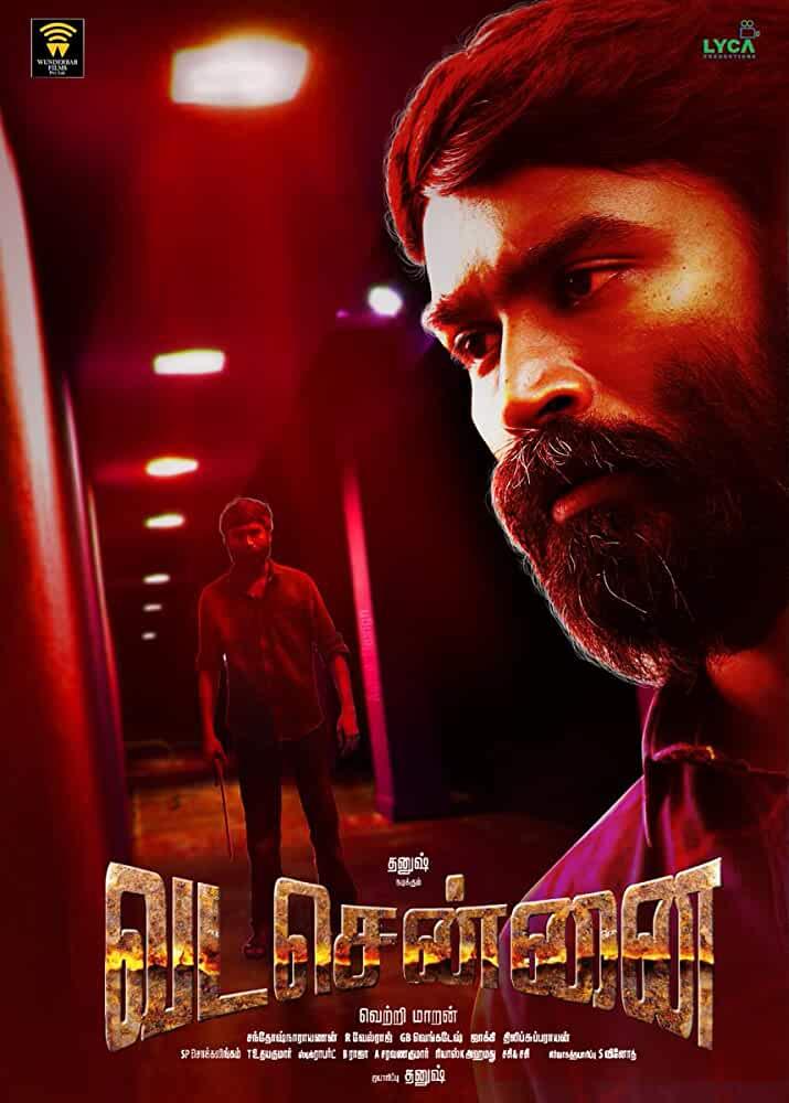 Vada Chennai 2018 Movies Watch on Disney + HotStar