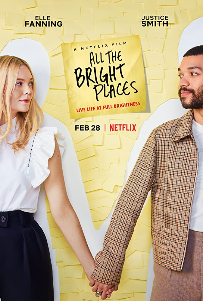 All the Bright Places 2020 Movies Watch on Netflix