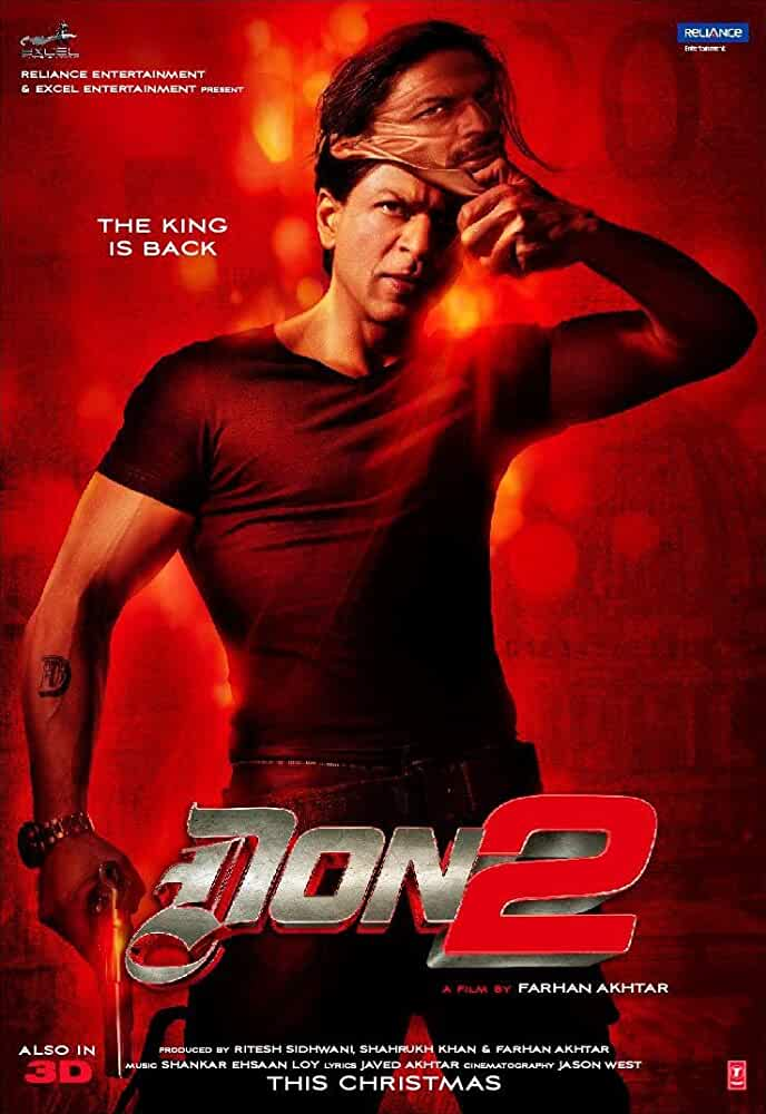 Don 2 2011 Movies Watch on Amazon Prime Video