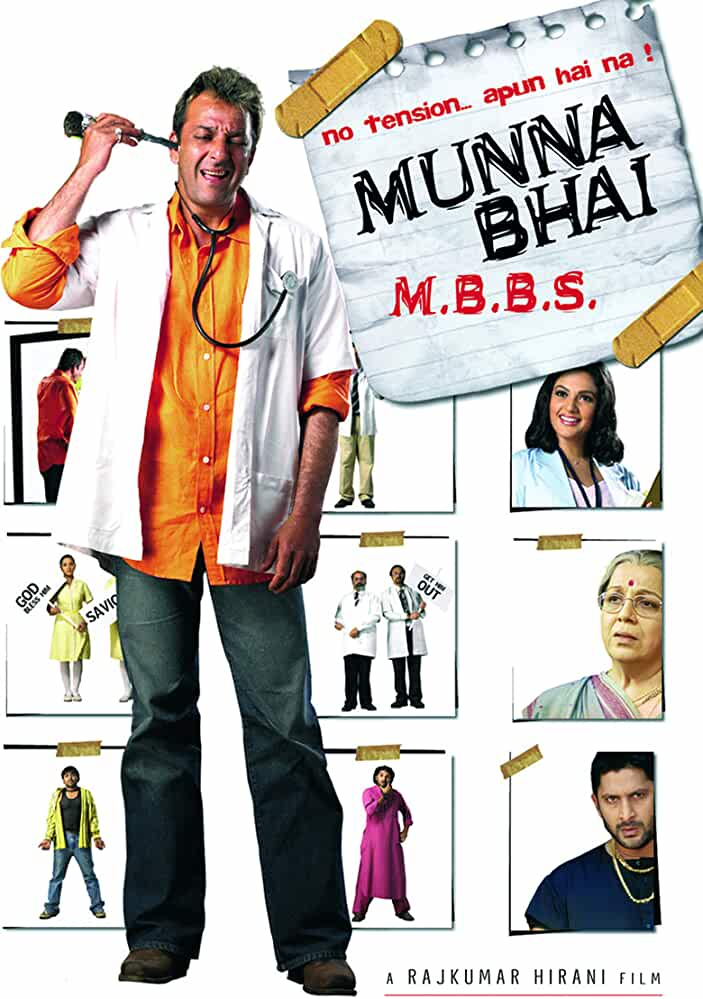 Munna Bhai M.B.B.S. 2003 Movies Watch on Amazon Prime Video
