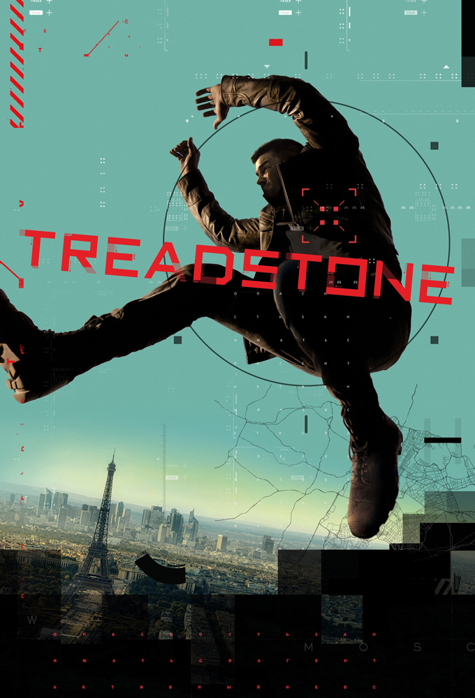 Treadstone  2019 Web/TV Series Watch on Amazon Prime Video