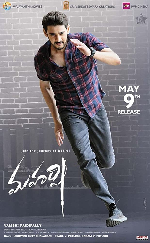 Maharshi 2019 Movies Watch on Amazon Prime Video