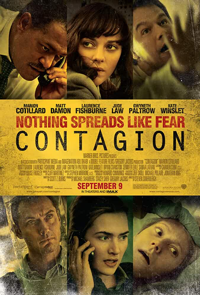 Contagion 2011 Movies Watch on Amazon Prime Video