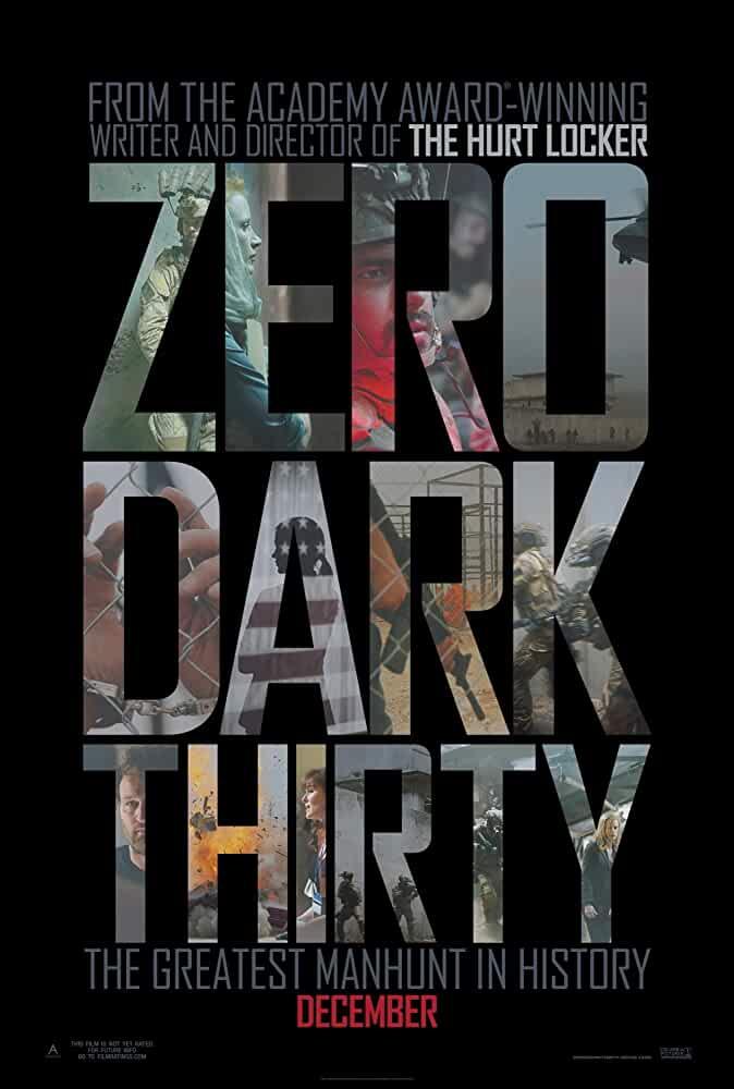 Zero Dark Thirty 2013 Movies Watch on Amazon Prime Video