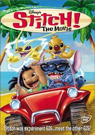 Stitch! The Movie 2003 Movies Watch on Disney + HotStar