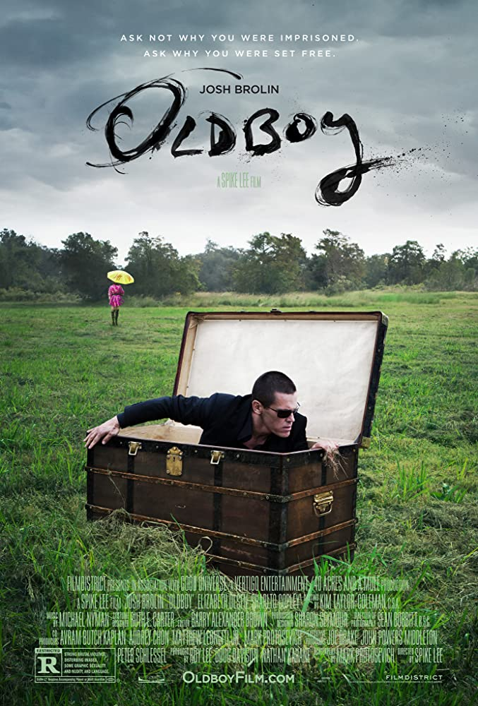 Oldboy 2013 Movies Watch on Netflix