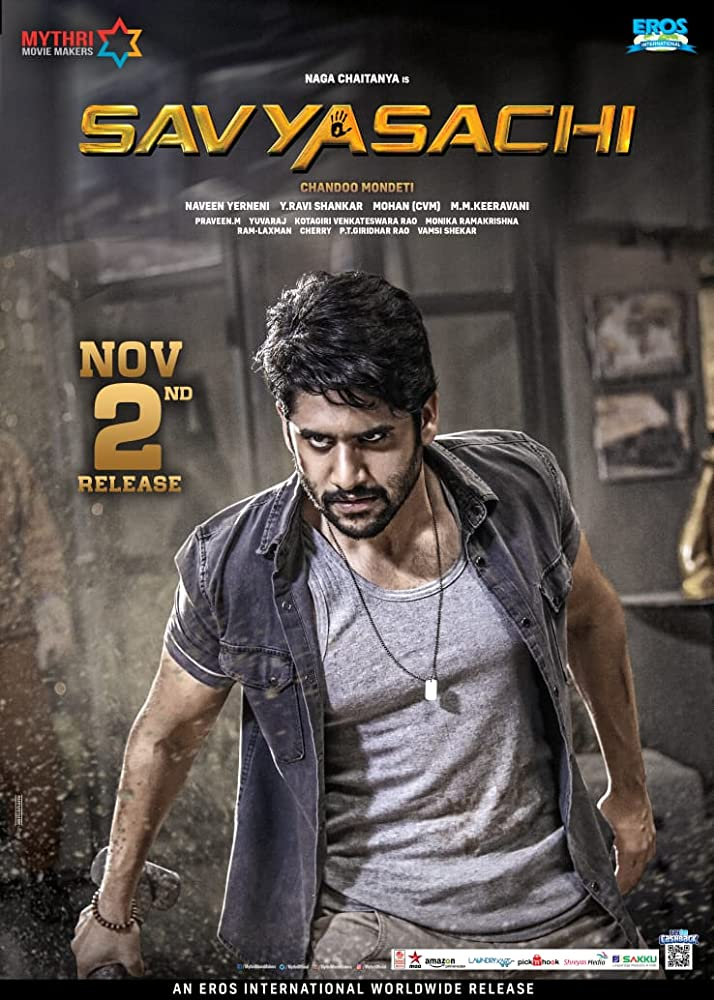 Savyasachi 2018 Movies Watch on Amazon Prime Video
