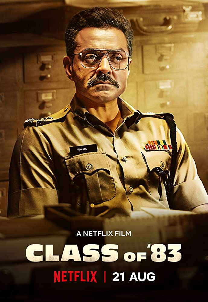 Class of '83 2020 Movies Watch on Netflix