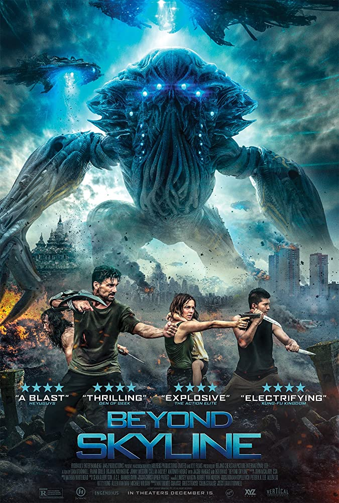 Beyond Skyline 2017 Movies Watch on Netflix