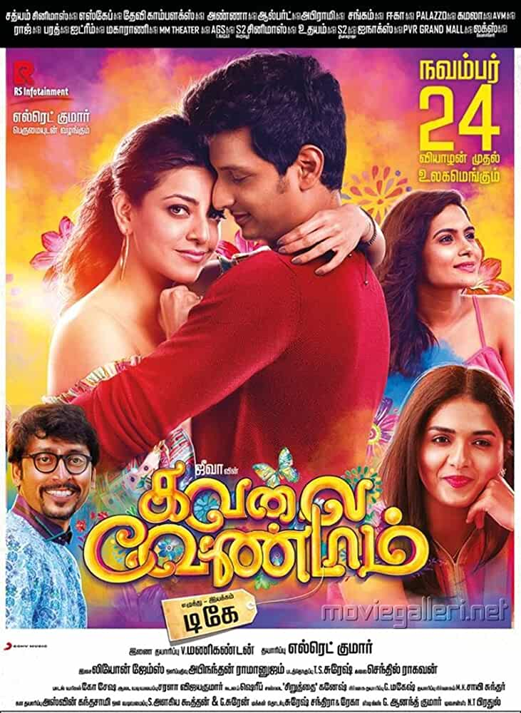 Kavalai Vendam 2016 Movies Watch on Amazon Prime Video