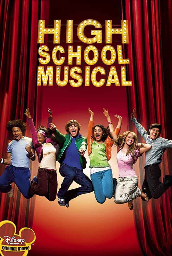 High School Musical 2006 Movies Watch on Disney + HotStar
