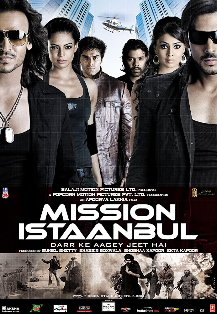 Mission Istaanbul 2008 Movies Watch on Netflix