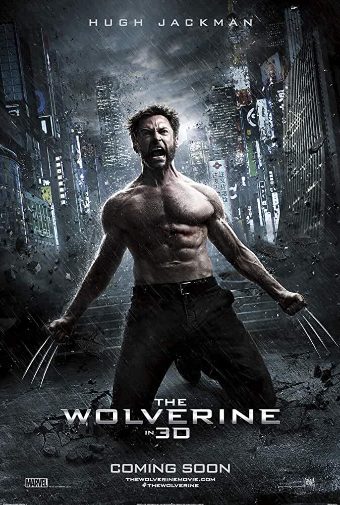 The Wolverine 2013 Movies Watch on Disney + HotStar
