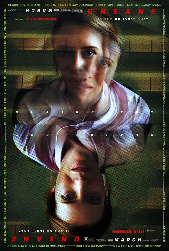 Unsane 2018 Movies Watch on Amazon Prime Video