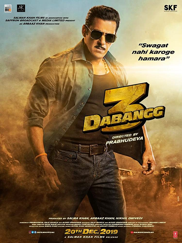 Dabangg 3 2019 Movies Watch on Amazon Prime Video