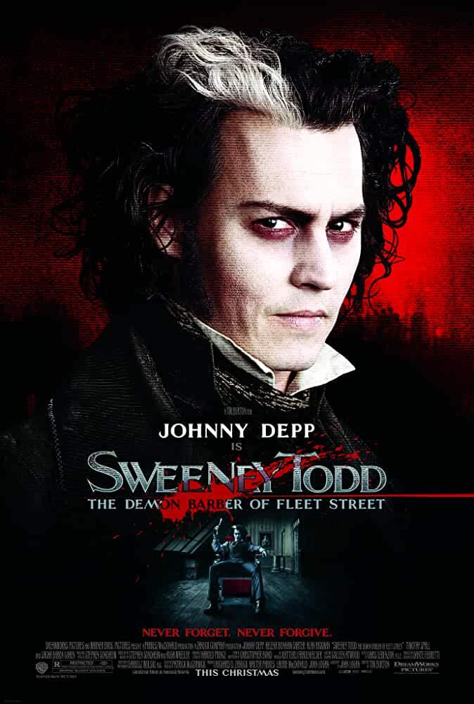 Sweeney Todd: The Demon Barber of Fleet Street (2007) 2007 Movies Watch on Amazon Prime Video